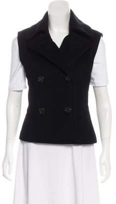 Chaiken Double Breasted Vest