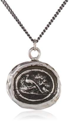 Pyrrha Sterling Spiritual Awakening Talisman Necklace