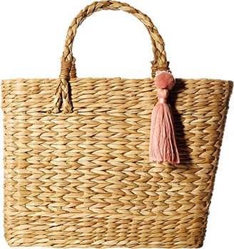 Sam Edelman Maura Straw Basket Handbag