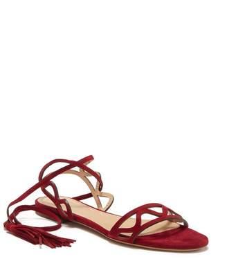 Chloé Ghillie Lace-Up Sandal