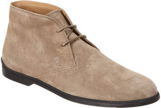 Tod's TodS Desert Suede Boot