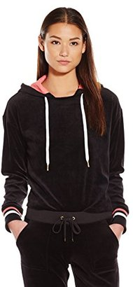 Juicy Couture Black Label Women's Ft Velour Pullover $52.49 thestylecure.com
