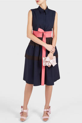 DELPOZO Shirt Dress