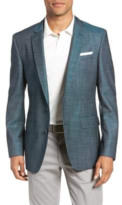 BOSS Hutsons Trim Fit Sport Coat