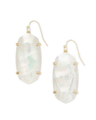 Kendra Scott Esme Drop Earrings in Gold