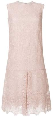 Ermanno Scervino embroidered dress