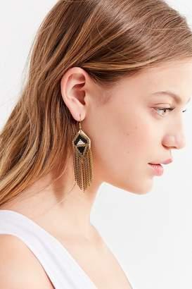 Fiona Paxton Kizzie Beaded Tassel Drop Earring