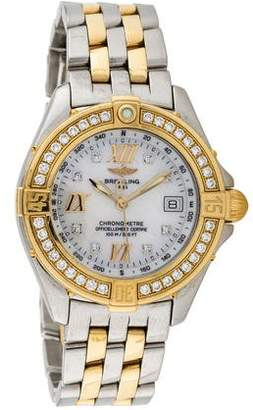 Breitling Windrider Watch