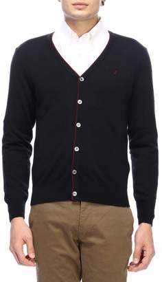 Brooksfield Cardigan Sweater Men