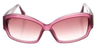 Louis Vuitton Rectangle Ursula Sunglasses