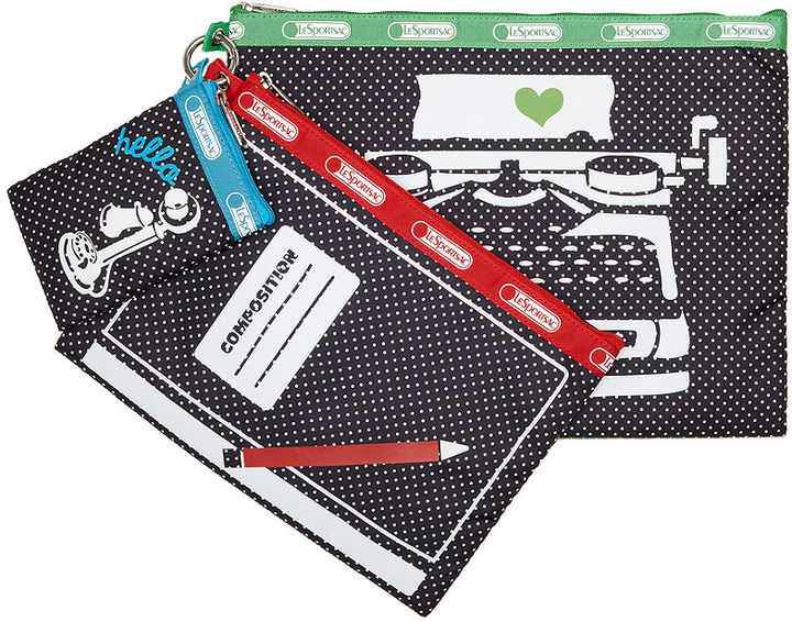 Le Sport Sac Tech Pouch 3 Pack