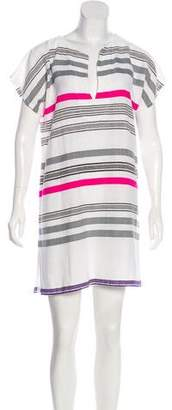 Lemlem Striped Cover-Up