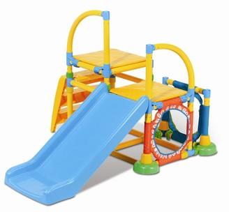 N. Grown Up Grow'n Up Climb 'n Slide Gym