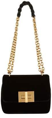 Tom Ford Small Velvet Natalia Shoulder Bag