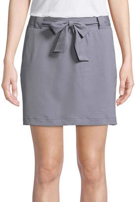 ST. JOHN'S BAY SJB ACTIVE Active Womens Mid Rise Skort