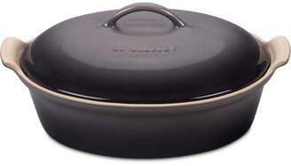 Le Creuset Stoneware 2.5 Qt. Covered Oval Casserole