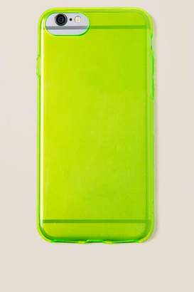Neon Green iPhone 6/7/8 Case
