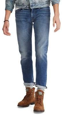 Polo Ralph Lauren Athletic-Fit Stretch Jeans