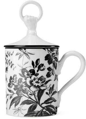 Gucci Herbarium hand and ring mug