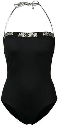 Moschino bandeau swimsuit