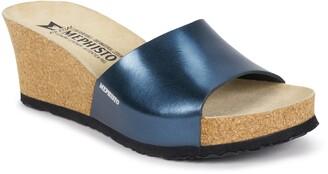 Mephisto Lise Platform Wedge Sandal