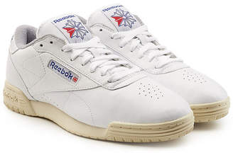 Reebok Exofit Lo Clean Vintage Leather Sneakers