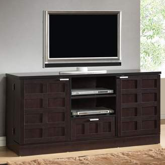 Baxton Studio Tosato Modern TV Stand & Media Cabinet