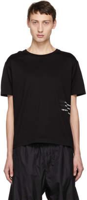 Unravel Black Bars Basic T-Shirt