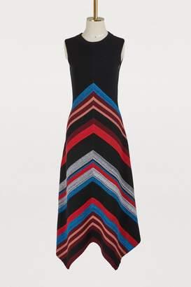 Proenza Schouler Wool and silk dress