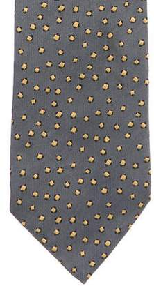 Charvet Embroidered Woven Tie