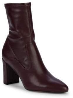 Franco Sarto Classic Faux Leather Boots