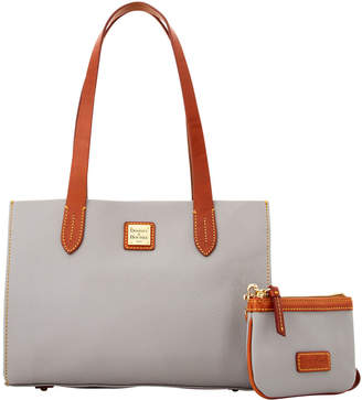 Dooney & Bourke Eva Small Shopper W Med Wristlet
