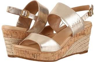 UGG Elena Metallic Women's Wedge Shoes