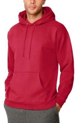 Hanes Men's Ultimate Cotton Heavyweight Fleece Hood with Front Pocket