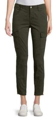J Brand Mid-Rise Houlihan Cargo Pants