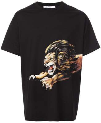 Givenchy Lion T-shirt