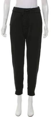 Rag & Bone Tie-Front Skinny Sweatpants