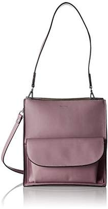 Marc O'Polo Fiftyeight, Women's Shoulder Bag, Grau (Lavendar), 14x29x27 cm (B x H T)