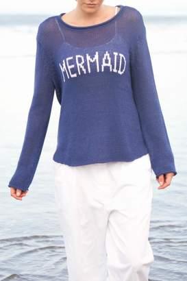 Wooden Ships Mermaid Crewneck Sweater