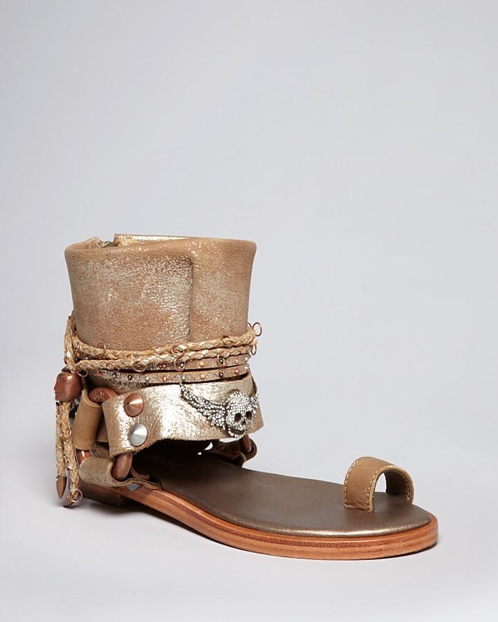 Zadig & Voltaire Sandals - Page Flat