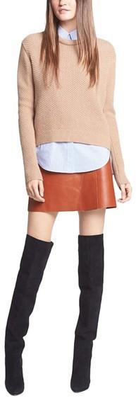 3.1 Phillip Lim Crop Sweater