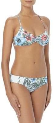 Vince Camuto Lace Back Bikini Top