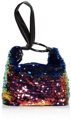 Nasty Gal Inner Circle Sequin Mini Bag