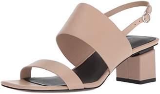 Via Spiga Women's Forte Block Heel Sandal Heeled