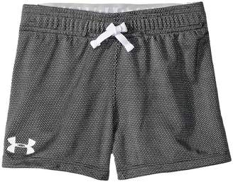 Under Armour Kids Center Spot Shorts Girl's Shorts