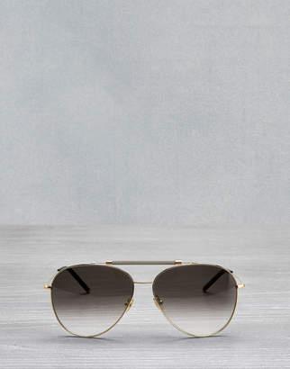 Belstaff Panther Aviator Sunglasses