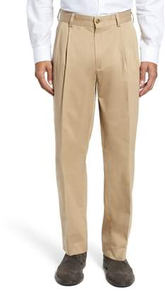 Bills Khakis Classic Fit Pleat Front Chamois Cloth Pants