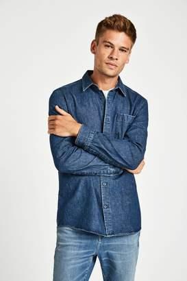 Jack Wills Malbrook Denim Shirt