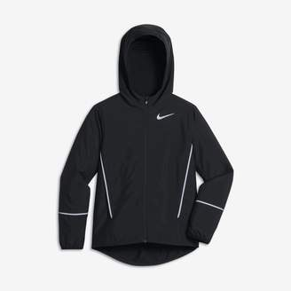 Nike Older Kids'(Girls') Running Jacket