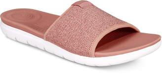 FitFlop Uberknit Slide Sandals Women Shoes